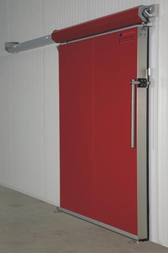 Puerta corredera doble hoja good precio puerta corredera - Puerta corredera industrial ...