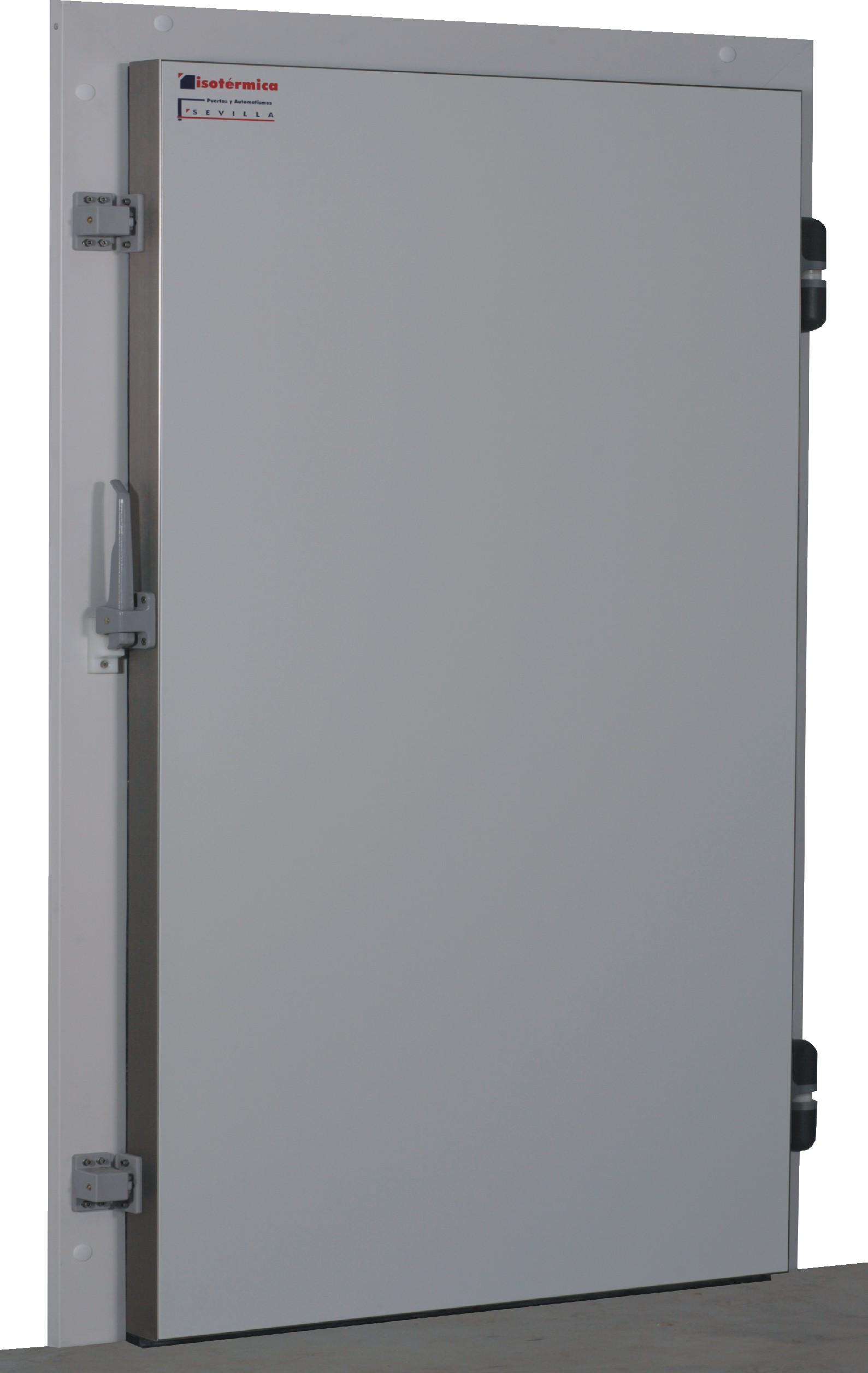 puerta frigorfia pivotante mod ipv industrial